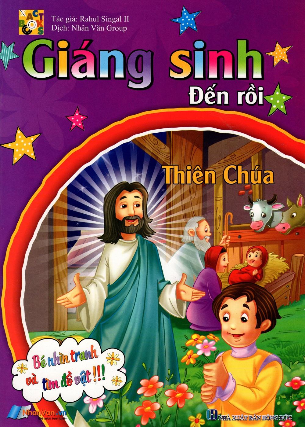 Giáng Sinh Đến Rồi - Thiên Chúa
