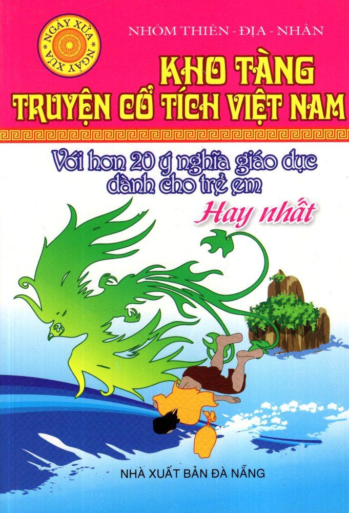 Kho Tàng Truyện Cổ Tích Việt Nam Hay Nhất