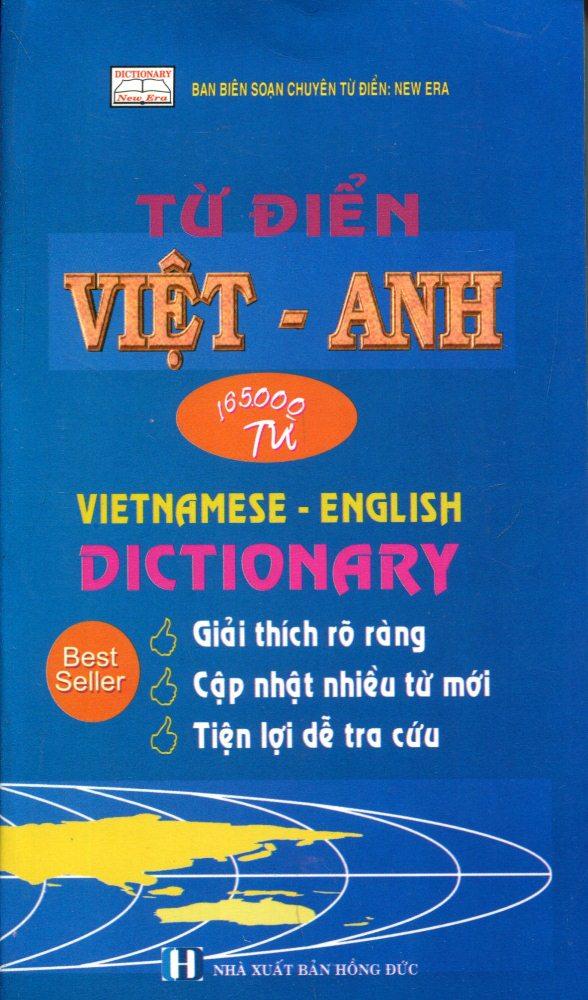 Từ Điển Việt Anh 165.000 Từ