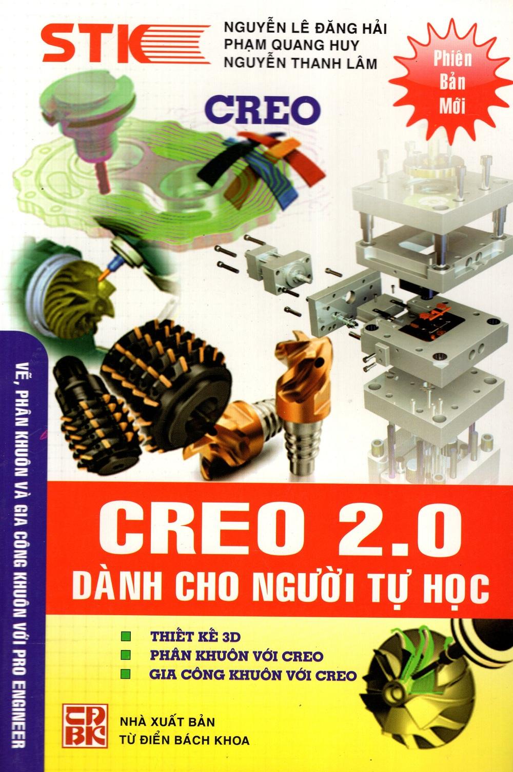 Creo 2.0 Dành Cho Người Tự Học