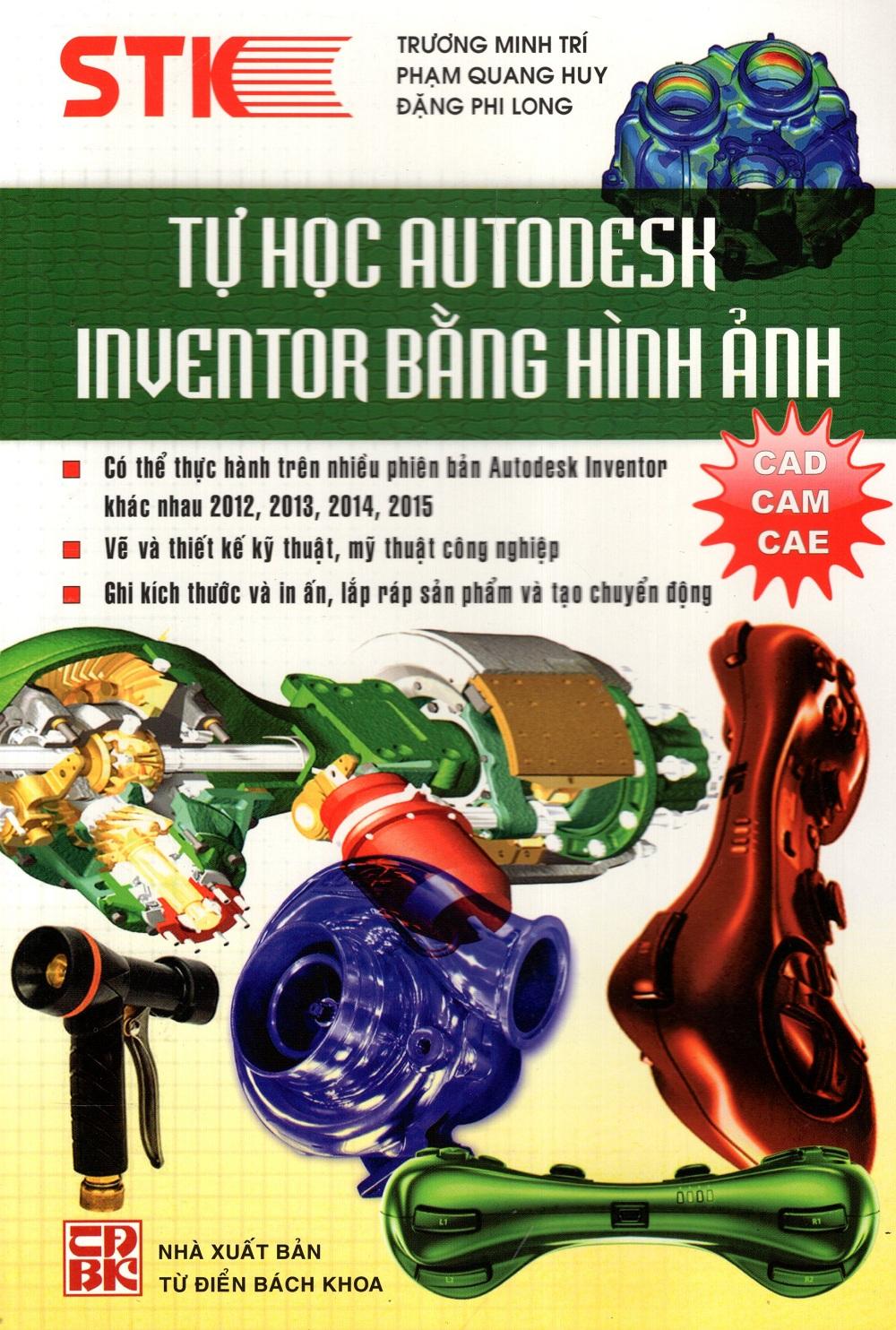 Tự Học Autodesk Inventor Bằng Hình Ảnh