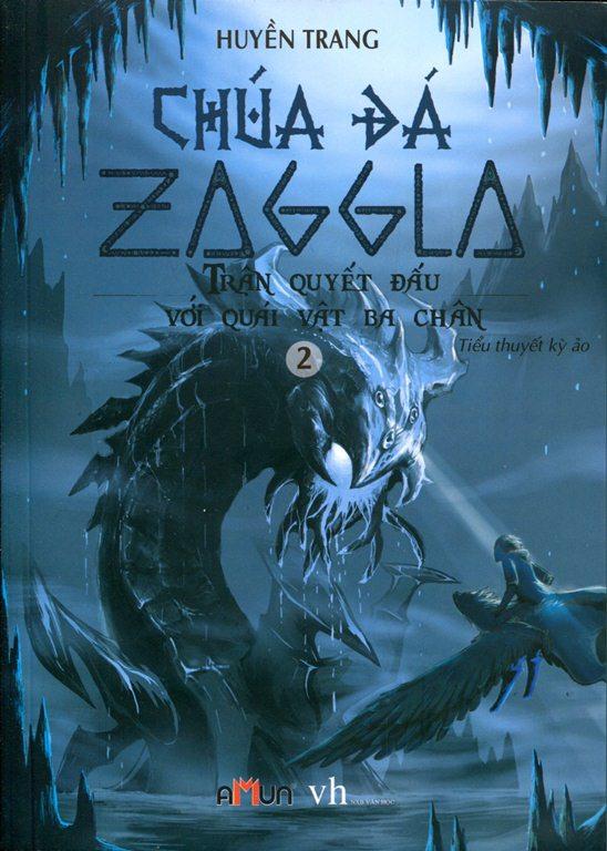 Chúa Đá Zaggla (Tập 2) - Trận Quyết Đấu Với Quái Vật Ba Chân