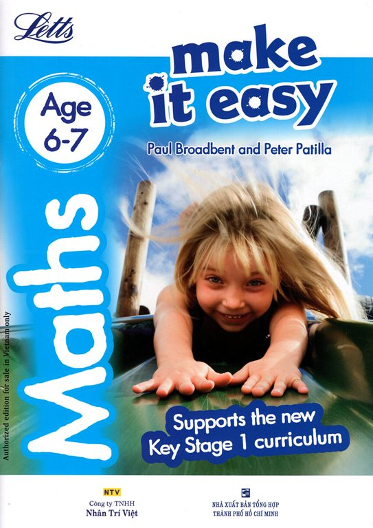 Letts Make It Easy - Maths (Age 6-7)