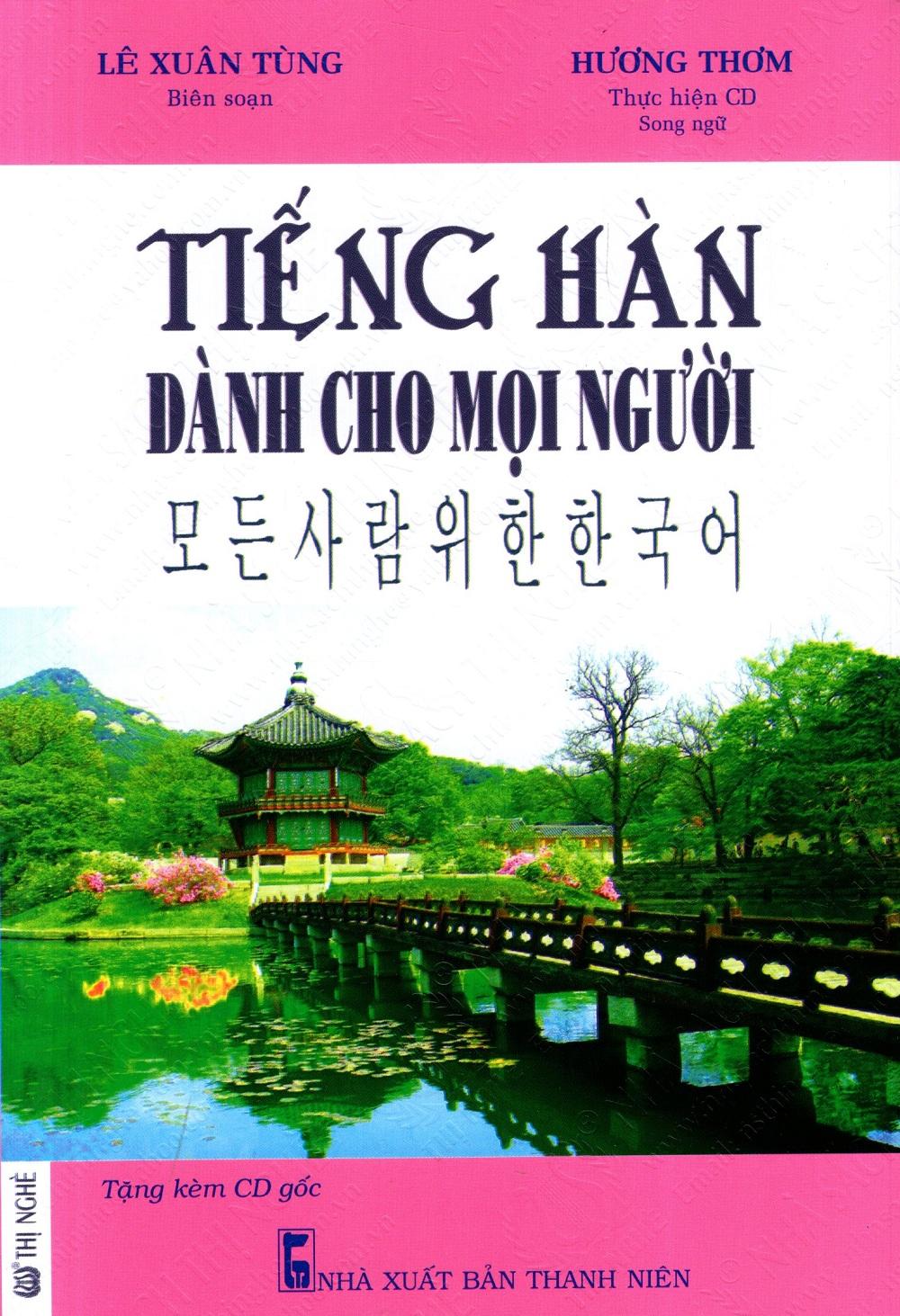 Tiếng Hàn Dành Cho Mọi Người (Kèm CD)