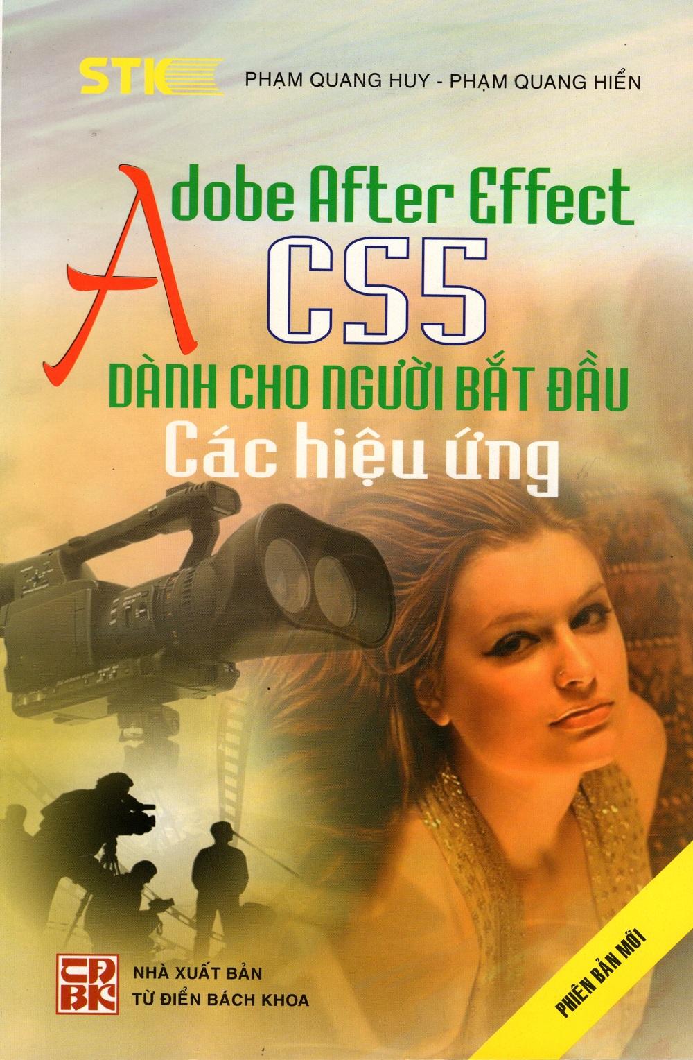 Adobe After Effect CS5 Dành Cho Người Bắt Đầu Các Hiệu Ứng