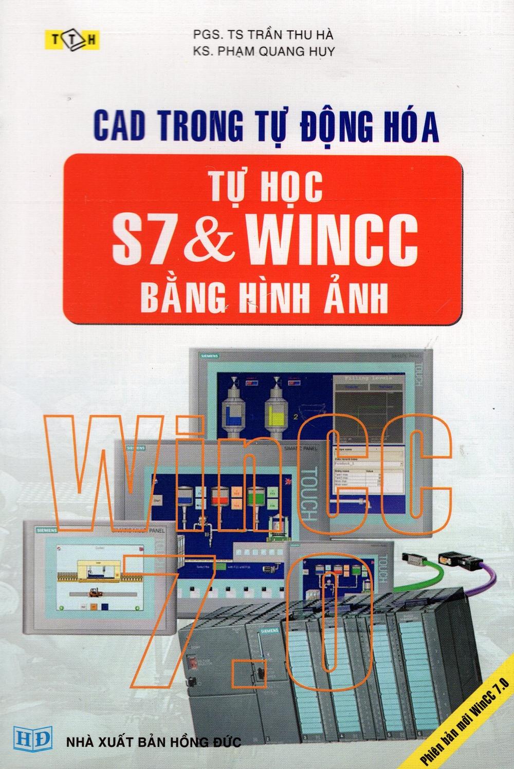 CAD Trong Tự Động Hóa Tự Học S7  Wincc Bằng Hình Ảnh
