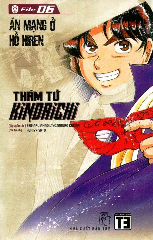 Thám Tử Kindaichi (Tập 6) - Án Mạng Ở Hồ Hiren
