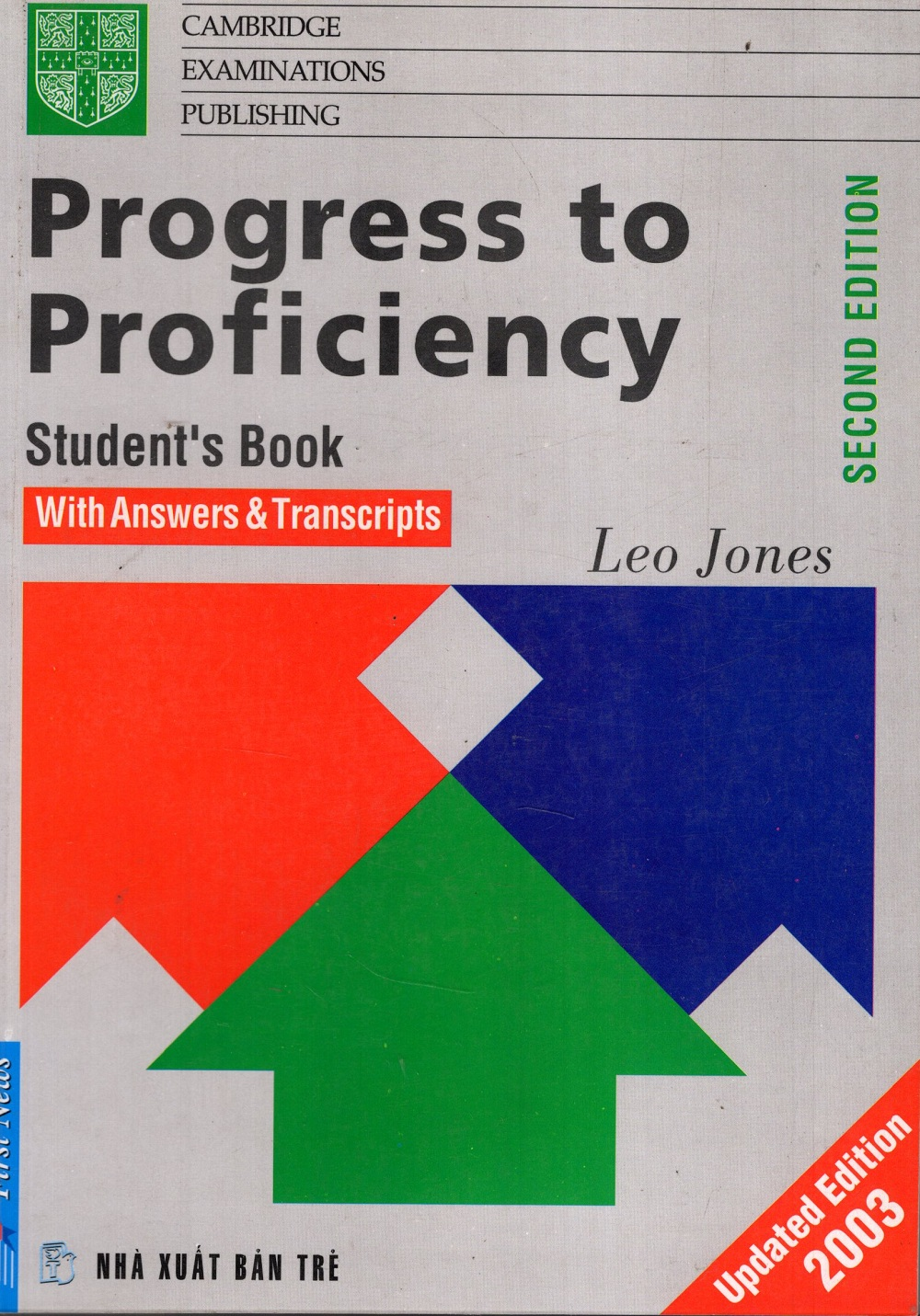Progress To Proficiency (Student Book) (No CD)