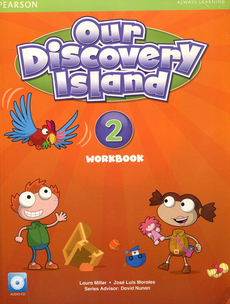 Our Discovery Island (Ame Ed.) 2: Value Pack