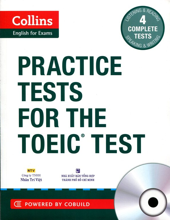Collins English For Exams Practice Test For The TOEIC Test (Kèm CD) - 9786045809075,62_143202,376000,tiki.vn,Collins-English-For-Exams-Practice-Test-For-The-TOEIC-Test-Kem-CD-62_143202,Collins English For Exams Practice Test For The TOEIC Test (Kèm CD)