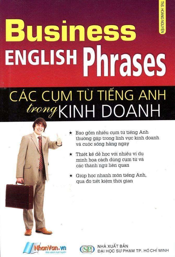 Các Cụm Từ Tiếng Anh Trong Kinh Doanh