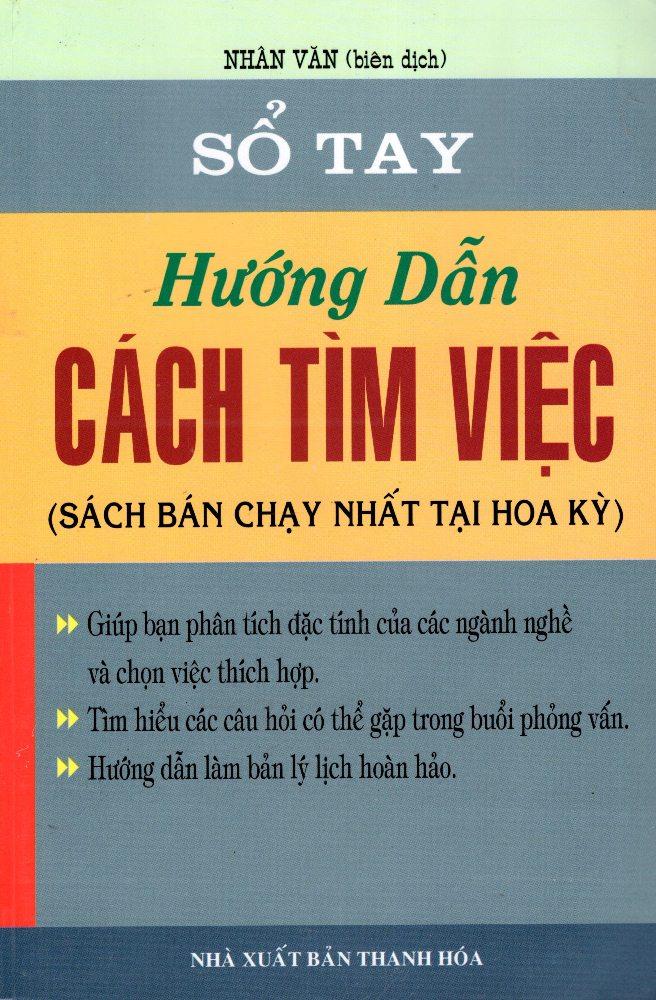 Sổ Tay Hướng Dẫn Cách Tìm Việc - 8935072825362,62_222498,44000,tiki.vn,So-Tay-Huong-Dan-Cach-Tim-Viec-62_222498,Sổ Tay Hướng Dẫn Cách Tìm Việc