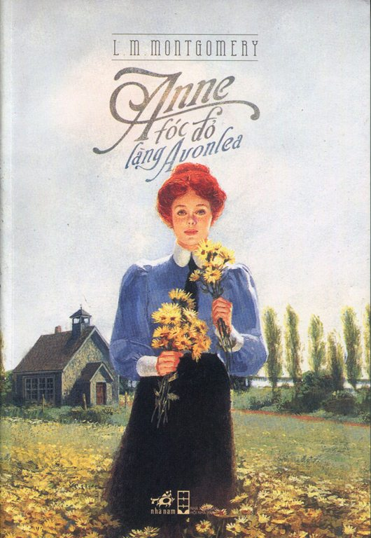 Anne Tóc Đỏ Làng Avonlea (Tái Bản)