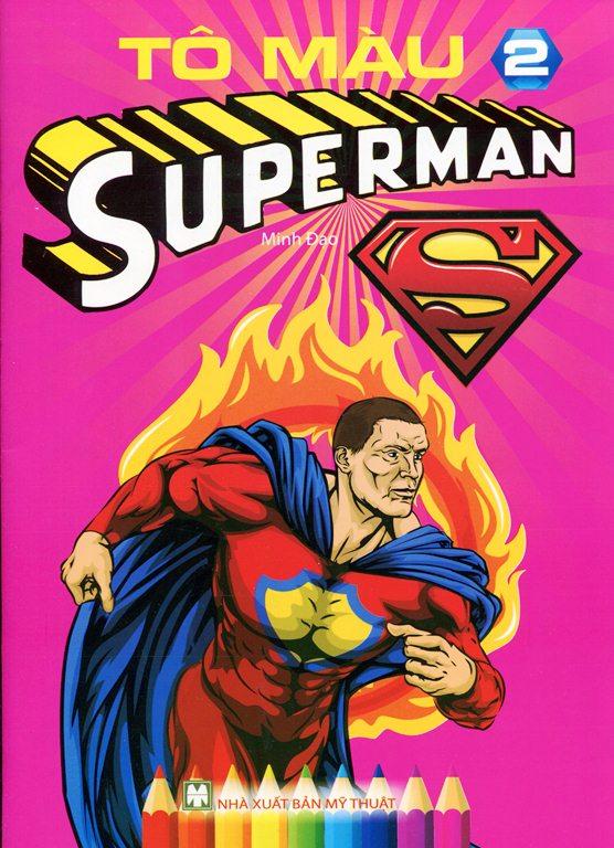 Tô Màu Superman (Tập 2) - 8935236403924,62_140310,12000,tiki.vn,To-Mau-Superman-Tap-2-62_140310,Tô Màu Superman (Tập 2)