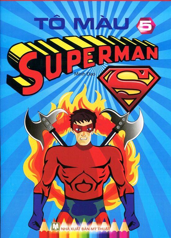 Tô Màu Superman (Tập 5) - 8935236403894,62_140312,12000,tiki.vn,To-Mau-Superman-Tap-5-62_140312,Tô Màu Superman (Tập 5)