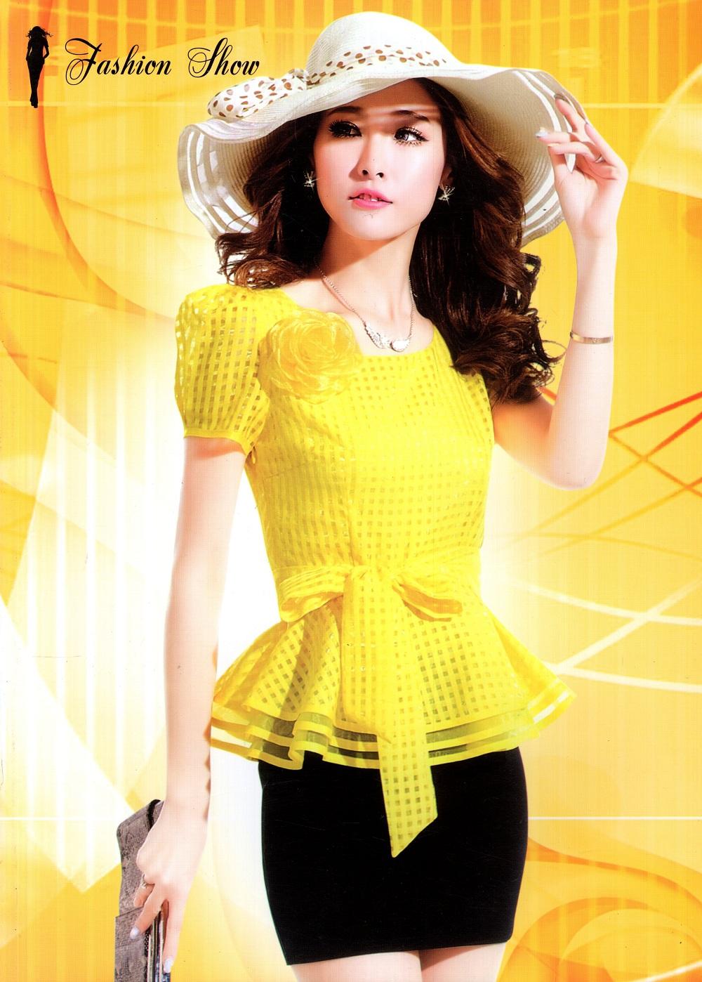 Catalogue Thời Trang Hàn Quốc Show (Tập 1)