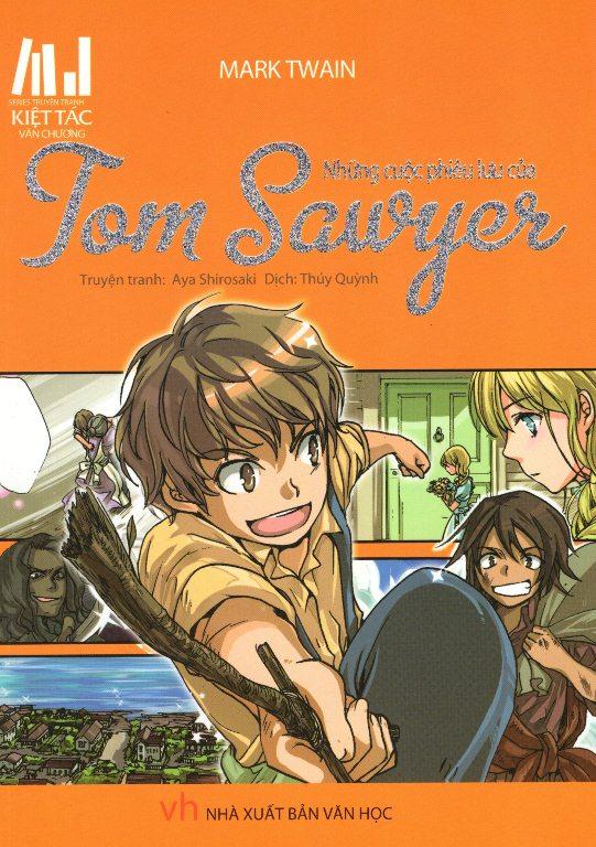 Series Truyện Tranh Kiệt Tác Văn Chương - Những Cuộc Phiêu Lưu Của Tom Sawyer - 9786046945475,62_145985,62000,tiki.vn,Series-Truyen-Tranh-Kiet-Tac-Van-Chuong-Nhung-Cuoc-Phieu-Luu-Cua-Tom-Sawyer-62_145985,Series Truyện Tranh Kiệt Tác Văn Chương - Những Cuộc Phiêu Lưu Của Tom Sawyer
