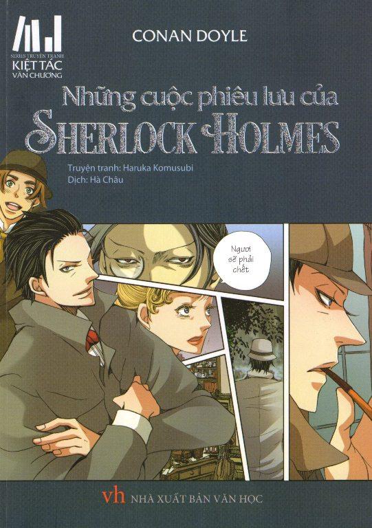 Series Truyện Tranh Kiệt Tác Văn Chương - Những Cuộc Phiêu Lưu Của  Sherlock Holmes - 23381658 , 9786046948551 , 62_145995 , 58000 , Series-Truyen-Tranh-Kiet-Tac-Van-Chuong-Nhung-Cuoc-Phieu-Luu-Cua-Sherlock-Holmes-62_145995 , tiki.vn , Series Truyện Tranh Kiệt Tác Văn Chương - Những Cuộc Phiêu Lưu Của  Sherlock Holmes