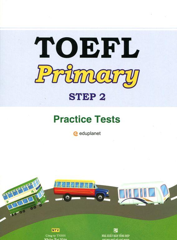 TOEFL Primary Step 2 - Practice Test (Kèm CD)