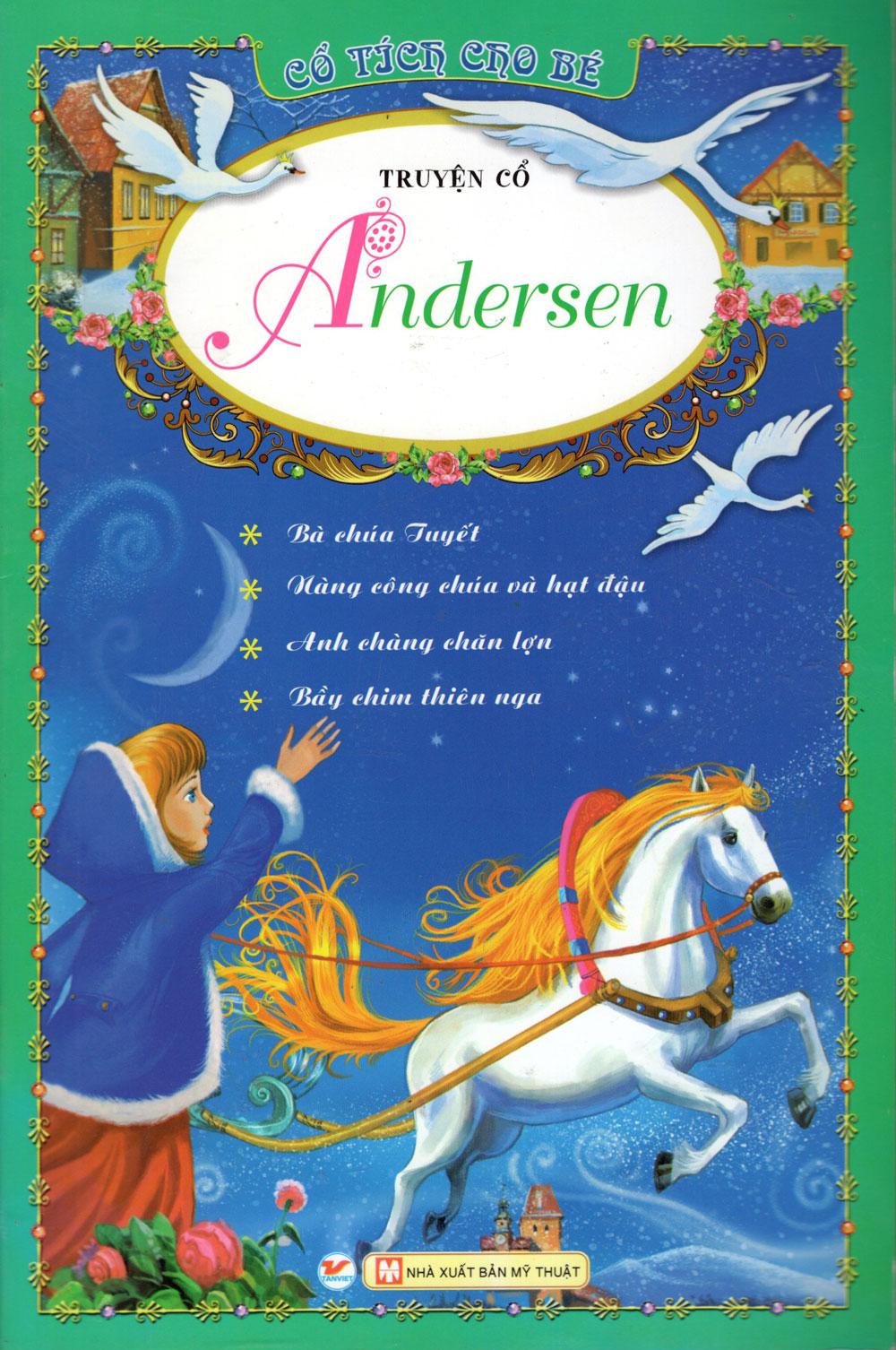 Cổ Tích Cho Bé - Truyện Cổ Andersen