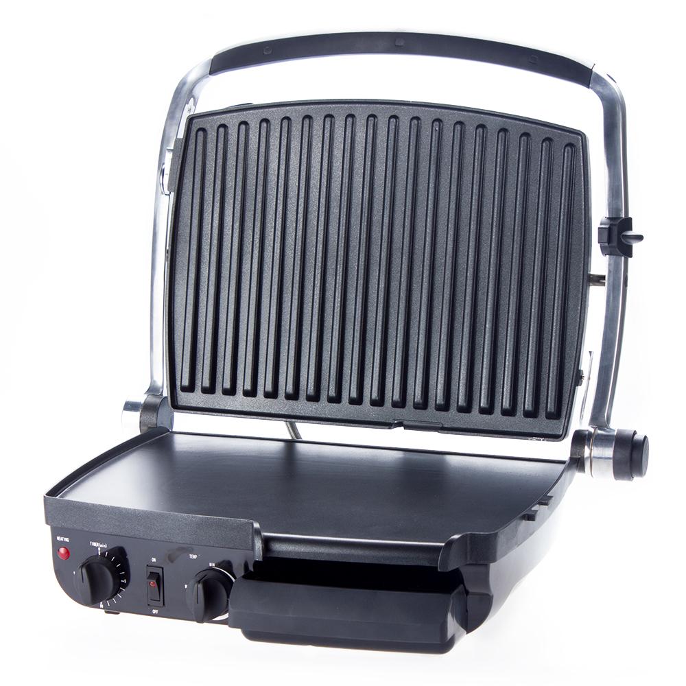 Kẹp Nướng Điện Đa Năng Tiross TS9652 - Hàng chính hãng