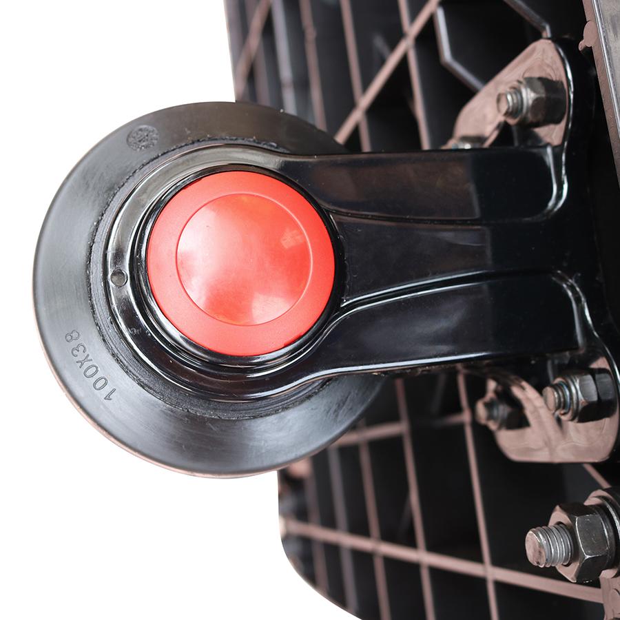 Xe Đẩy Hàng Nikawa WFA-150DX - Đen