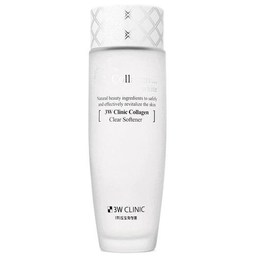 Nước Hoa Hồng Làm Trắng Da 3W Clinic Collagen Clear Softener (150ml) - 1339771301573,62_199877,420000,tiki.vn,Nuoc-Hoa-Hong-Lam-Trang-Da-3W-Clinic-Collagen-Clear-Softener-150ml-62_199877,Nước Hoa Hồng Làm Trắng Da 3W Clinic Collagen Clear Softener (150ml)