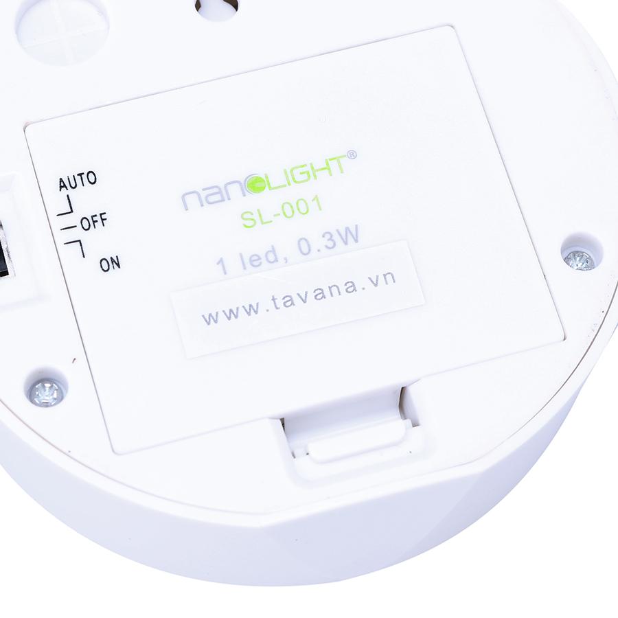 Đèn LED Cảm Ứng Nanolight SL-001 (0.3W)