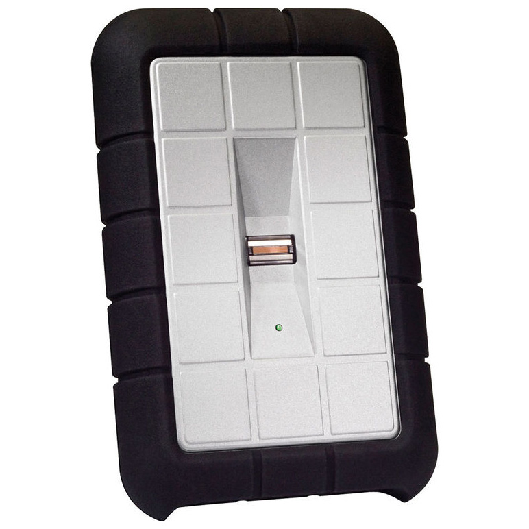 Ổ Cứng Di Động Lacie Rugged Safe 1TB - USB 2.0/ FW800 2.5'