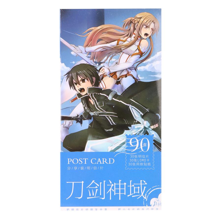 Postcard Sword Art Online 000