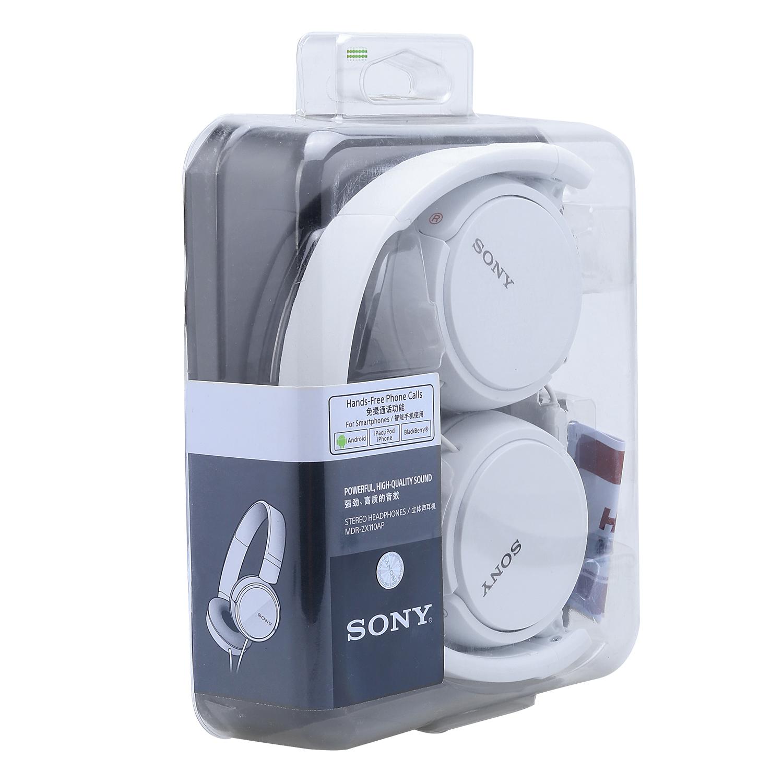 Tai Nghe Chụp Tai Sony MDR-ZX110AP - Hàng Chính Hãng