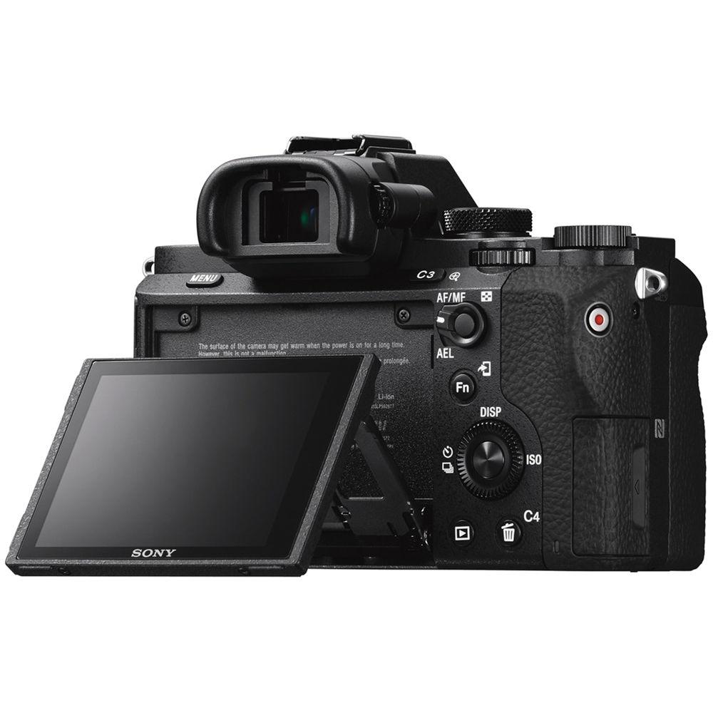 Máy Ảnh Sony Alpha A7 Mark II + Lens 28-70mm - Hàng Chính Hãng