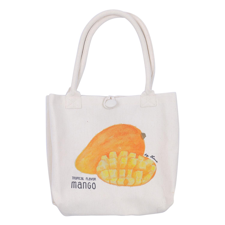Túi Xách Quai Bố Nhỏ - Mango - Tuibn0000004