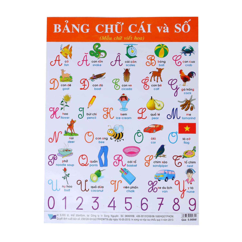 Bảng Chữ Cái Và Số - Viết Hoa - 8936036294651,62_226452,5000,tiki.vn,Bang-Chu-Cai-Va-So-Viet-Hoa-62_226452,Bảng Chữ Cái Và Số - Viết Hoa