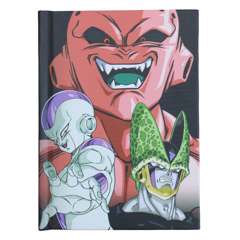 Sổ Dragon Ball Z A6 - Mẫu 3