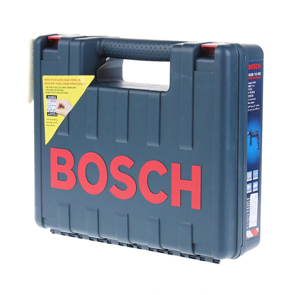 Máy Khoan Động Lực Bosch GSB-16RE