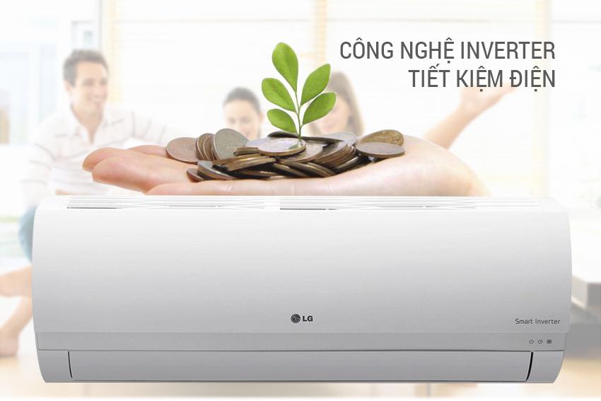 Máy Lạnh Inverter LG V10ENP (1.0 HP)