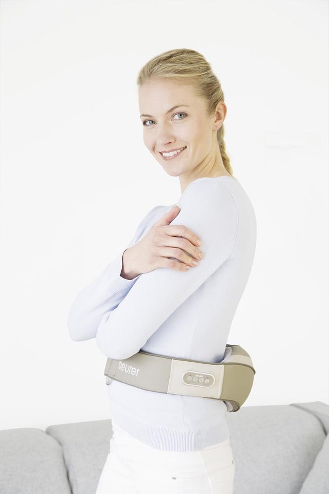 Đai Massage Vai, Cổ, Gáy Beurer MG148