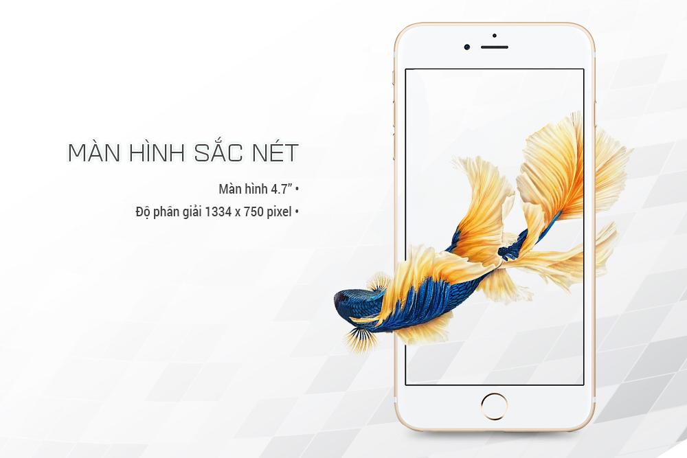 Điện Thoại iPhone 6 32GB (Vàng Đồng) - Hàng Chính Hãng VN/A