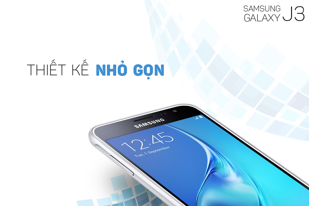 Điện Thoại Samsung Galaxy J3 2016 - Hàng Chính Hãng