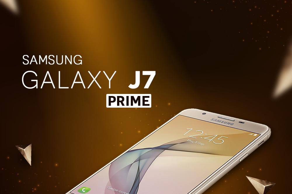 Samsung Galaxy J7 Prime - Hàng Chính Hãng