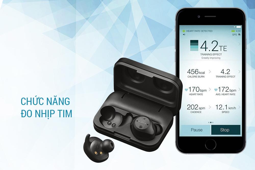 Tai Nghe Bluetooth Jabra Elite Sport - Version 2016 - Hàng Chính Hãng