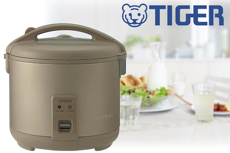 Nồi Cơm Điện Nắp Gài Tiger JNP-1800 - 1.8L (Đồng)