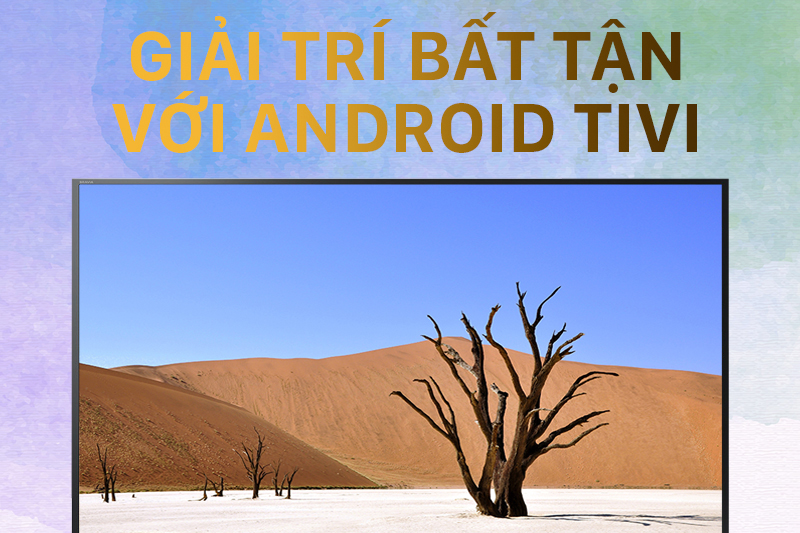 Android Tivi Sony 55 inch KD-55X7000D