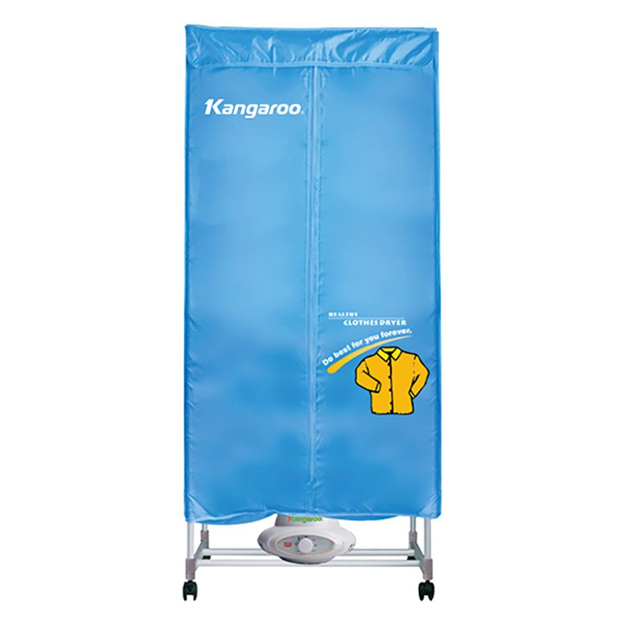 Máy Sấy Quần Áo Kangaroo KG332 (1000W) - Hàng chính hãng