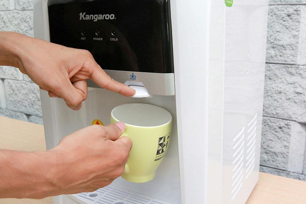 Cây Nước Nóng Lạnh Kangaroo KG33TN- Hàng Chính Hãng