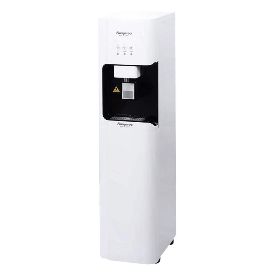 Cây Nước Nóng Lạnh Kangaroog KG50SD - Đen Trắng - Hàng chính hãng