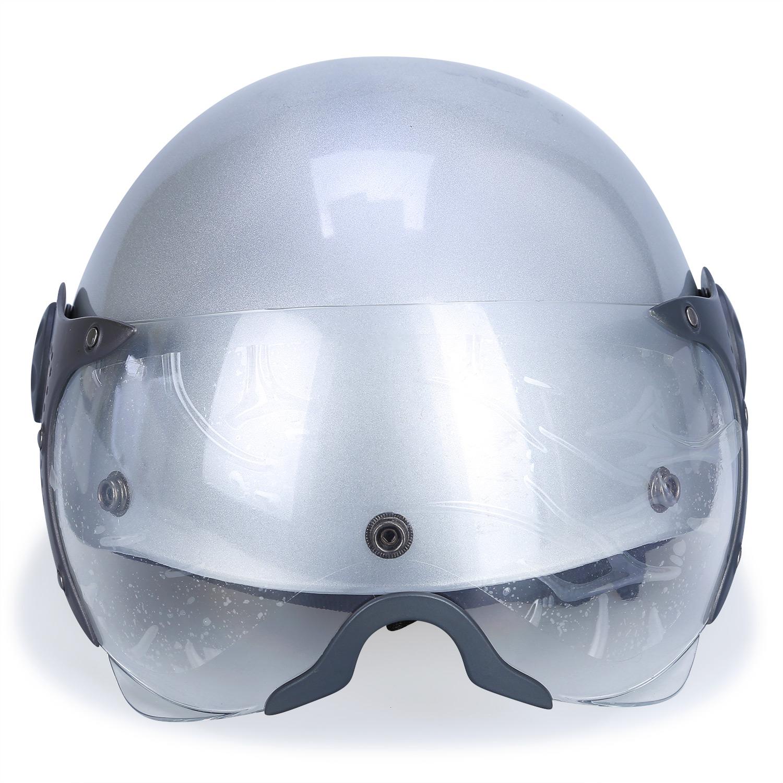Mũ Bảo Hiểm 1/2 Đầu Protec Highway Có Kính Nửa Mặt HLWK (Size L)