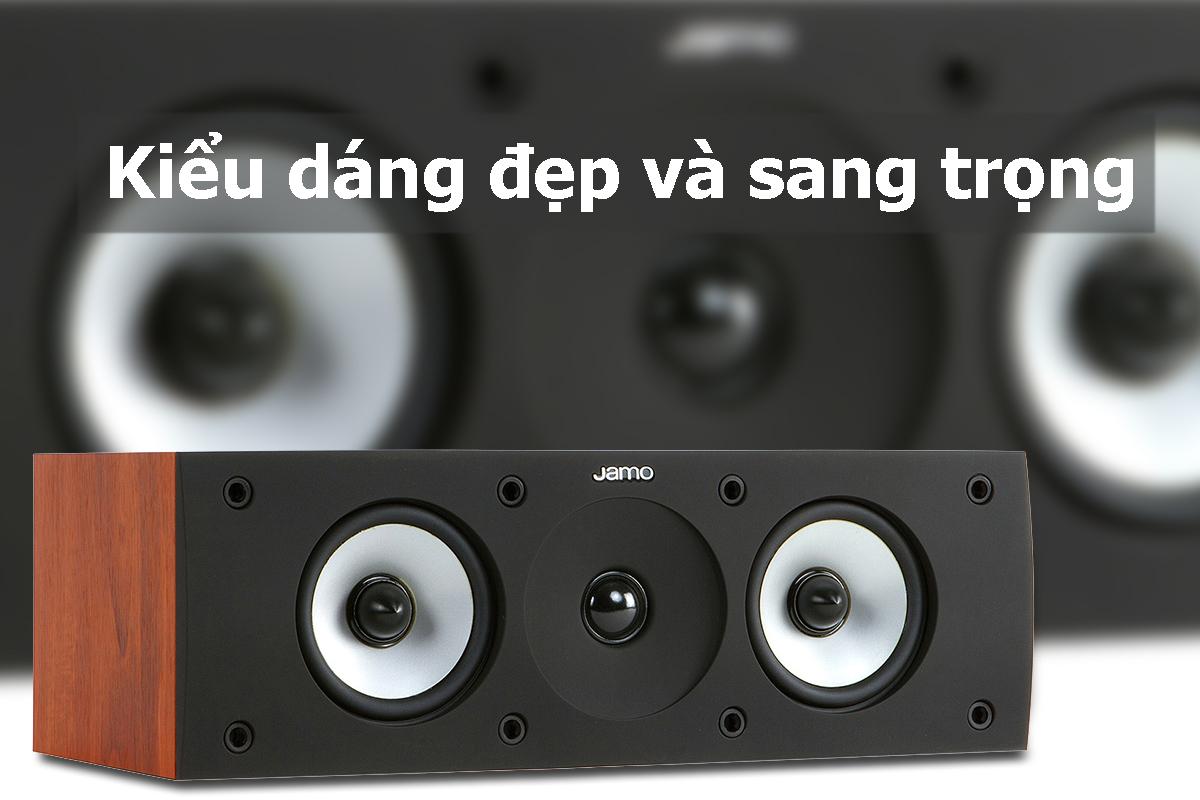 Loa Jamo S62 Cen Dark Apple