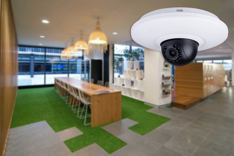 Camera IP Wifi KBVISION 1.3 Mp (KX-1302WPN)